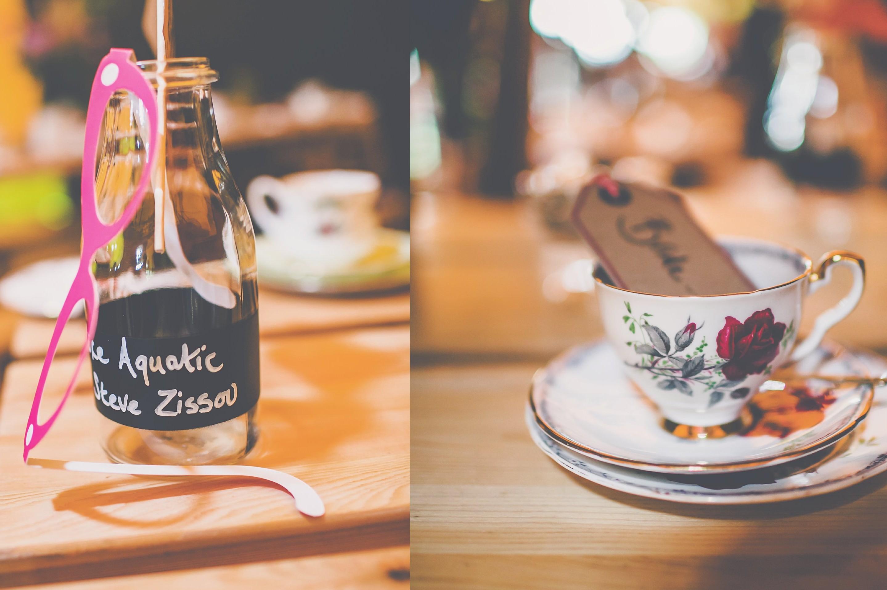 Tea Parties for weddings